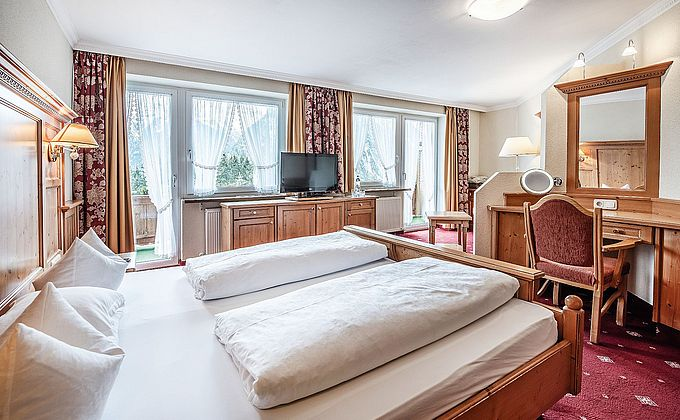 DOUBLE ROOM ACHENSEE